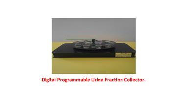 Cat.  #: PFC 7 - Digital Programmable Urine Fraction Collector.