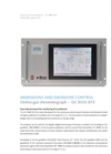 Model GC 5000 BTX - Online Gas Chromatographs System Brochure