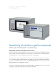 Model GC 5000 VOC - Online Gas Chromatographs System Brochure