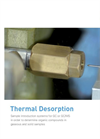 AThermal Desorption Systems Brochure
