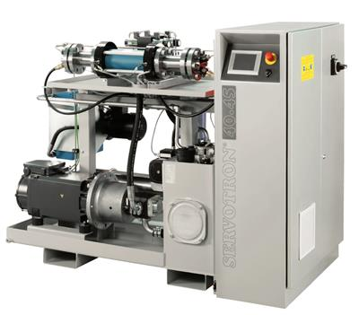 Servotron - High Pressure Pumps
