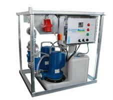 Engeldot - Wastewater Booster Pump Units