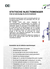 Static Injection Mixer (SIM) Brochure