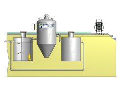 Bever - Model IIIA - Decentralised Biological Wastewater Treatment System