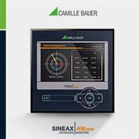 SINEAX - Model AM2000 - Instrument for Measurement and Monitoring of Power Systems