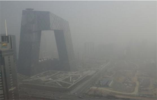 Asian air pollution strengthens Pacific storms