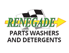 Renegade Parts Washers  a brand by SERVICE LINE, INC.