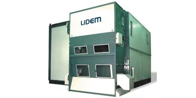 LIDEM - Silo for Automatic Blending and Storage