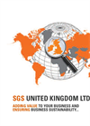 SGS United Kingdom Ltd Corporate Brochure