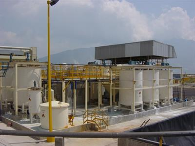 Battery Recycling Systems Effluent Treatment Plant