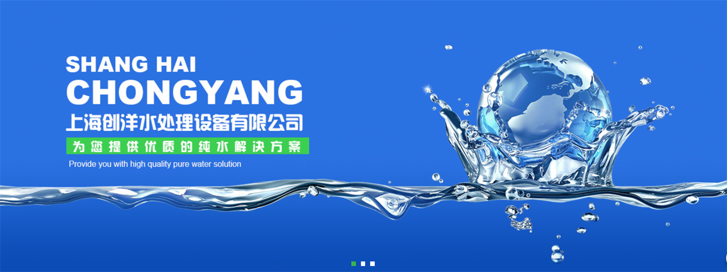 Shanghai Chuangyang Water Treatment Equipment Co.,ltd