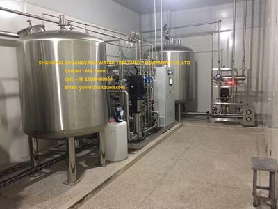 Water Treatment Equipment /Reverse Osmosis Water Purification Plant-2