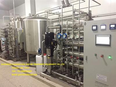 Water Treatment Equipment /Reverse Osmosis Water Purification Plant-4