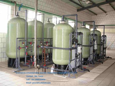 Boiler Feed Water Treatment System -2