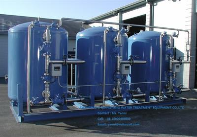 Boiler Feed Water Treatment System -3