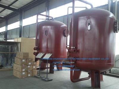 CY-Water - Model CY-RO - Industrial Water Softener