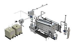 Thickening and Separation System