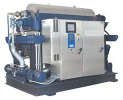 Hiller - Model DP - Decapac Skid Mounted High Solids Centrifuge System