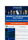 Air Quality Testing Equipment for Sale and Rental