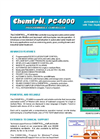 Chemtrol - Model PC4000 - Filter Controller Brochure