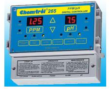 Chemtrol - Model 265 - pH Free Chlorine Analyzer