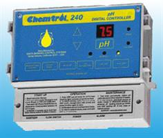 Chemtrol - Model 240 - Digital ph Controller