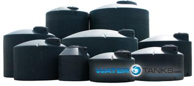 Norwesco - Model 120 Gallon - Black Water Tanks