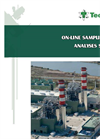Tecnilab - On-line Sampling and Analyses Systems - Brochure