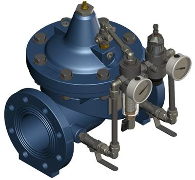 Flucon - Model 200 - Automatic Control Valves