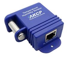 AKCP - Model THS01 or THS00 - Single Port Temperature and Humidity Sensor