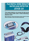 Fuji - Model DNR-18 - Noise Reduction Water Leak Detector Brochure