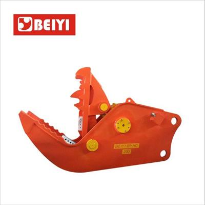 beiyi - Model BY-HC120 - high Efficient demolition machine suppleir produce wider jaw hydraulic pulverizer for sale