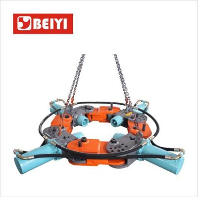 beiyi  - Model BY-PB400S - BeiYi Square and round Concrete Pile Cutting Machine / hydraulic Pile Breaker Cutter for sale