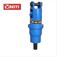 Beiyi - Model BY-AD60 - mini auger drilling machine manufacturer beiyi made hydraulic earth auger for excavator