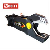 Beiyi - Model BYCS-250RT - hydraulic rotary scrap shear hydraulic shear for excavator