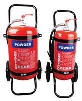 Model LPCB - Mobile Dry Powder Fire Extinguishers
