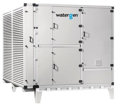 Industrial Scale Atmospheric Water Generator (AWG)