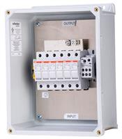 Soltection - Model RF-6 - Residential Combiner Box