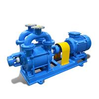 Johames - Model 2SK - large pumping capacity double stage vacuum pump