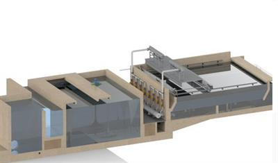 Desalfloat - Water Treatment Plant