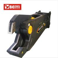 lydite - Model BYCS-250RT - hydraulic rotary scrap shear hydraulic shear for excavator
