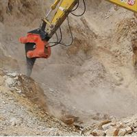 Mining work equipment vibrating ripper rock hammer hydraulic ripper for 24-35 ton excavator-1