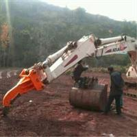 Heavy duty single shank excavator ripper-1