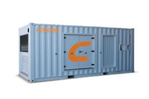 Coelmo - Containerized Marine Generating Sets
