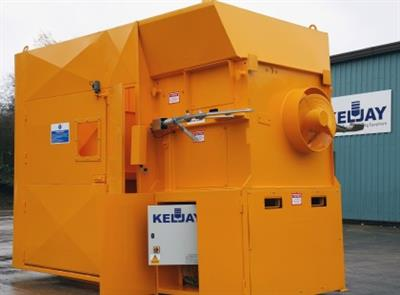 Keljay - High Lift Screw Compactor