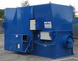 Keljay - Model HD - Screw Compactor
