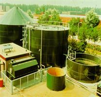 Biopac - Anaerobic Treatment Plant