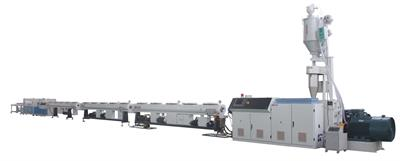 Kaide - Model SJ - High Speed PPR Pipe Making Machine