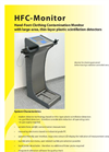 Nuvia - Model HFC - Stationary Contamination Monitors Brochure