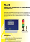 Almo - Stationary Dose Rate Measurement System Brochure
